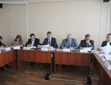 Заседание Правительственной комиссии по вопросам расчетов за поставленные топливно-энергетические ресурсы
