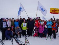 XXXV открытая Всероссийская массовая лыжная гонка «Лыжня России»