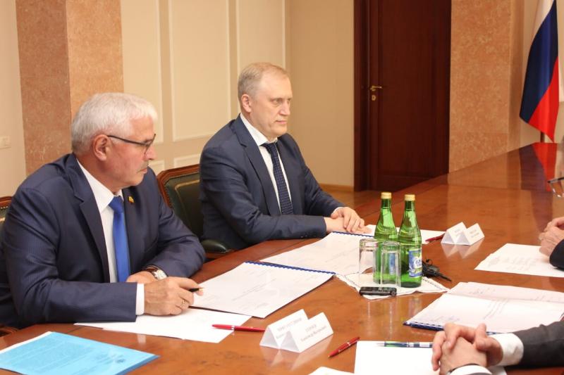В столице Чувашской  Республики обсудили вопросы газификации региона